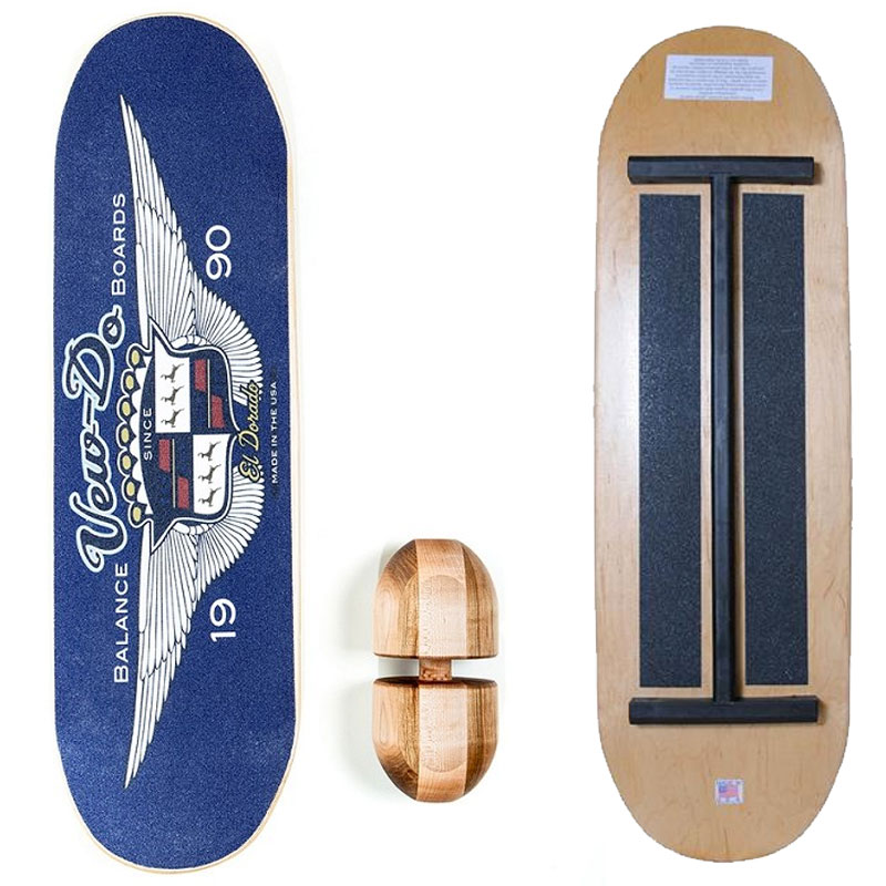 Balance Board Help Snowboarding: A Vew-Do Balance Board Dumbbell Circuit For Snowboarders