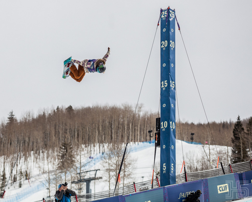 Chloe Kim, 2016 Burton US Open, March 05, 2016, Vail, CO