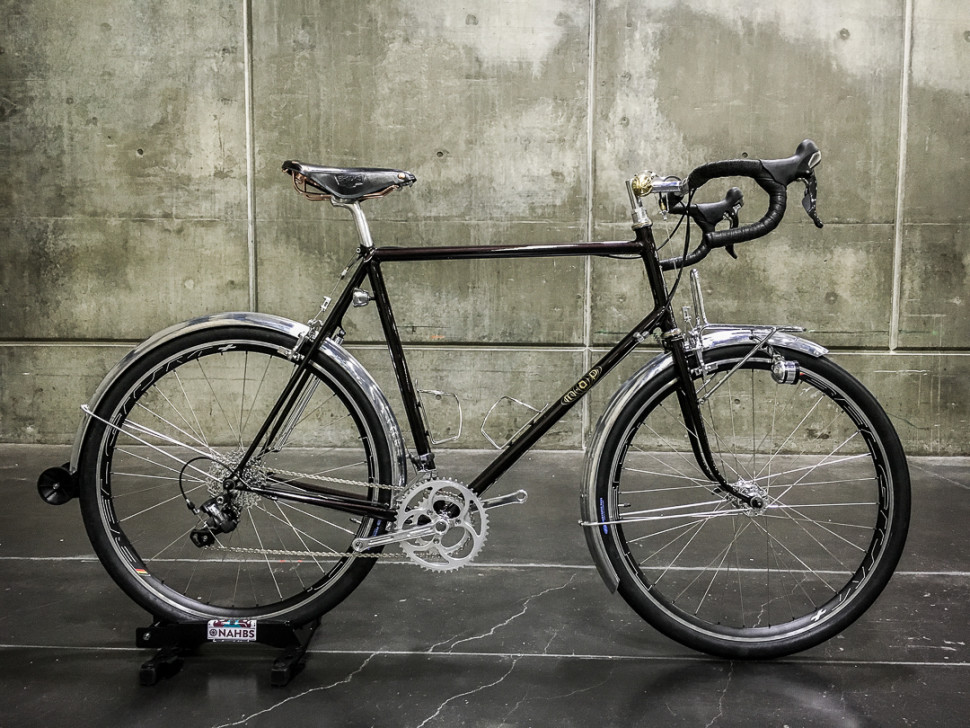 MAP Cycles Randonneur Project - H5 Best in Show!
