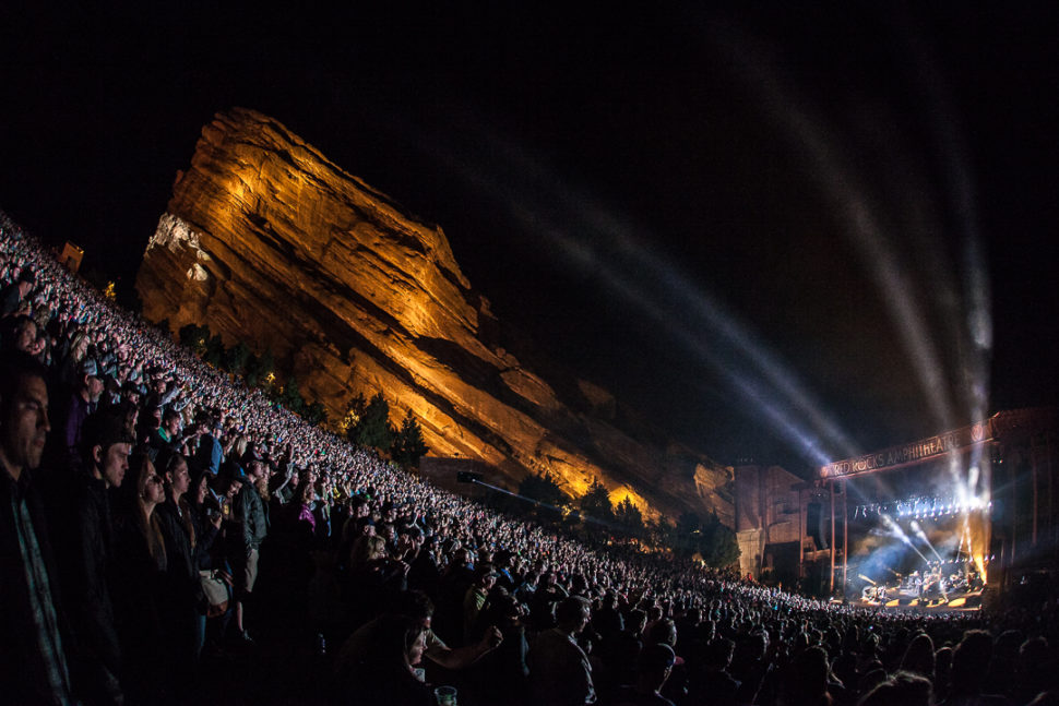 My Morning Jacket Announces 2019 Shows Red Rocks Amphitheatre Aug