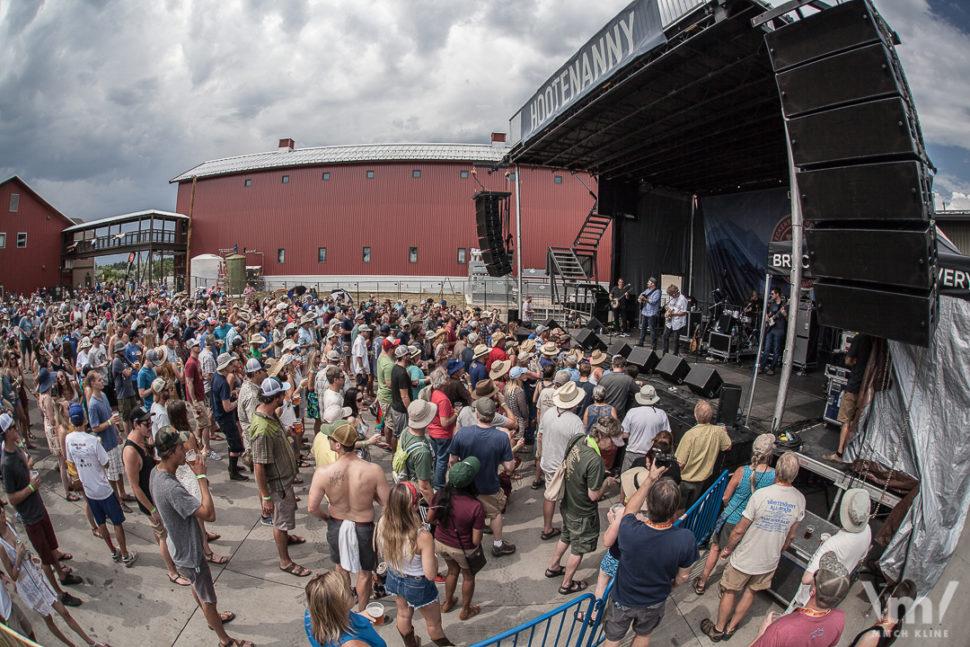 Sam Bush, Breckenridge Hootenanny, July 08, 2017, Breckenridge Brewery, Li