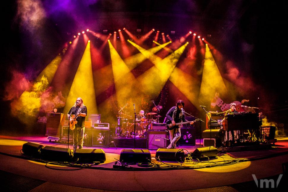 Gov't Mule, Aug 19, 2017, Red Rocks Amphitheatre, Morrison, CO