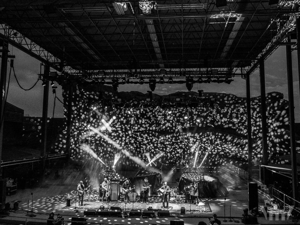 Yonder Mountain String Band, Aug 19, 2017, Red Rocks Amphitheatr