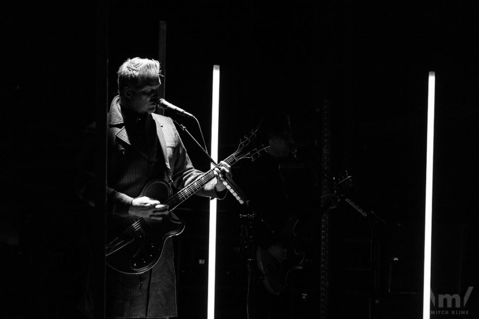 Queens of the Stone Age, Oct 10, 2017, Red Rocks Amphitheatre, M