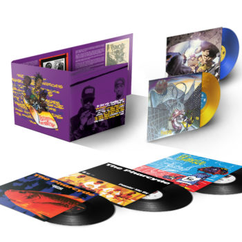 The Pharcyde: Bizarre Ride II The Pharcyde 25th Anniversary Deluxe Vinyl and CD Packages Available November 17th