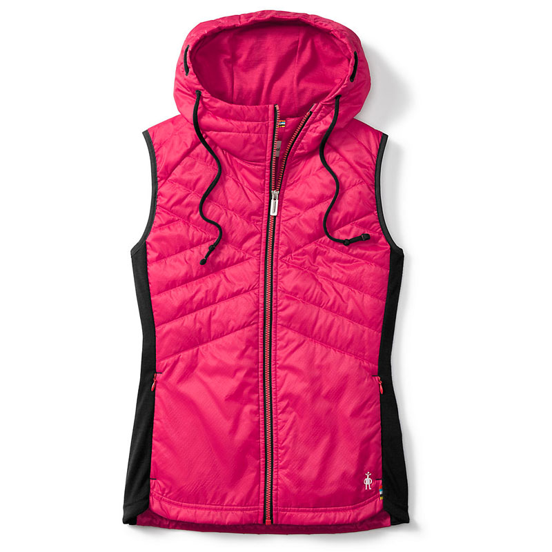 Smartwool Women's Double Propulsion 60 Hooded Vest