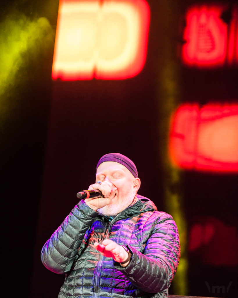 Brother Ali, Jan 26, 2018, Red Rocks Amphitheater, Morrison, CO