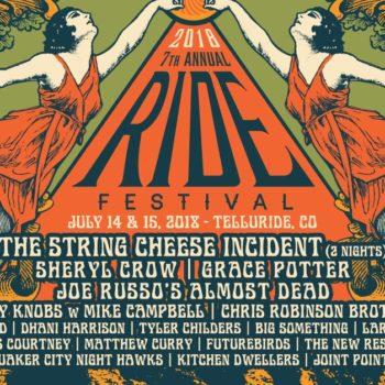 Ride Festival Announces 2018 Lineup