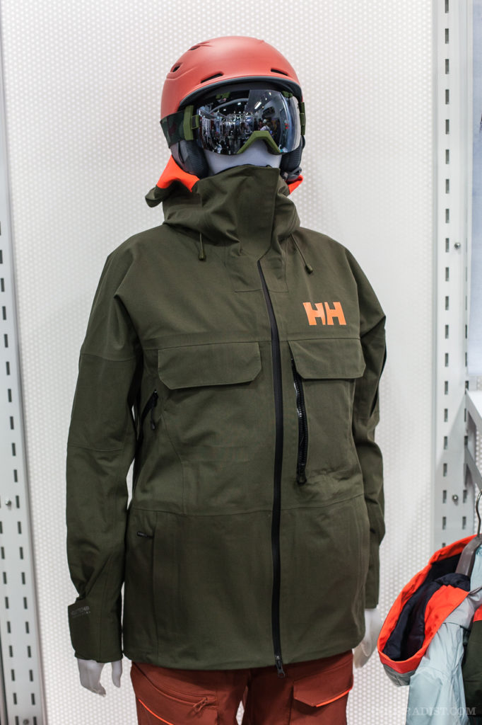 Helly Hansen, SIA/Outdoor Retailer, Jan 25-28, 2018, Denver, CO