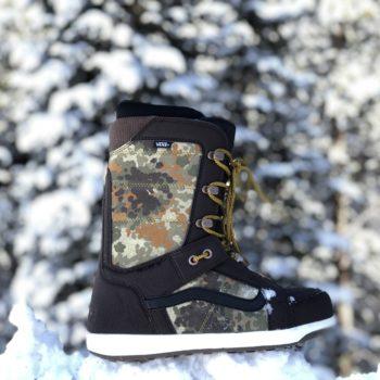 Vans Hi-Standard Snowboard Boots Review