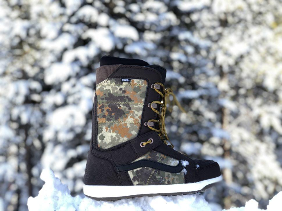 vans high boots