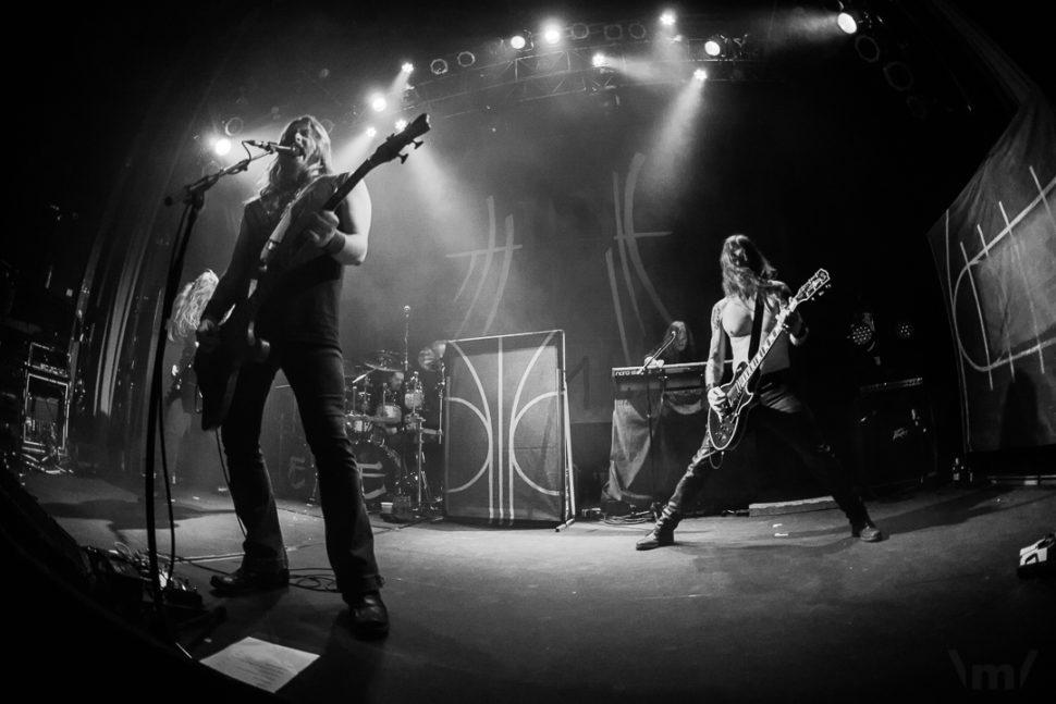Enslaved, Decibel Magazine Tour, Feb 26, 2018, Gothic Theater, E