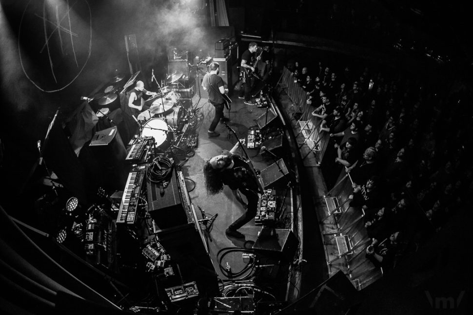 Khemmis, Decibel Magazine Tour, Feb 26, 2018, Gothic Theater, En