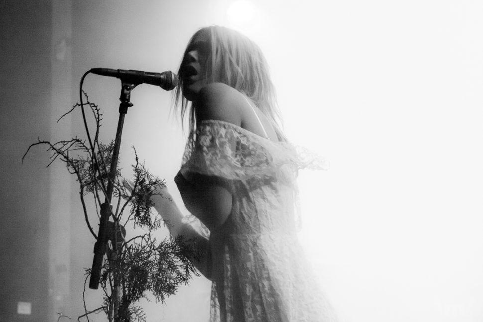 Myrkur, Decibel Magazine Tour, Feb 26, 2018, Gothic Theater, Eng
