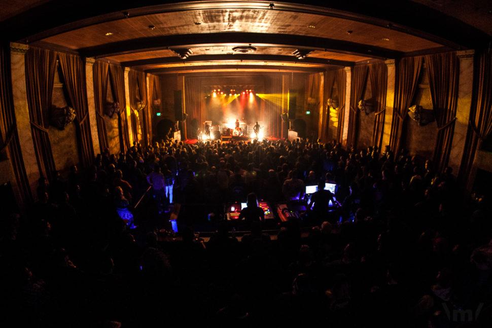 Russian Circles, Mar 23, 2018, Bluebird Theater, Denver, CO