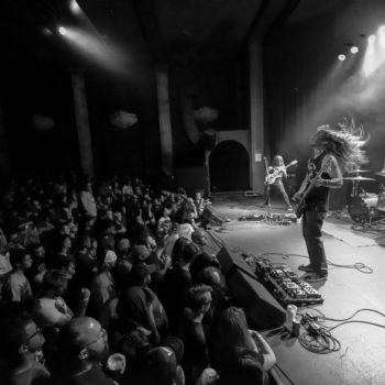 Photos & Review: YOB, Bell Witch, Primitive Man, July 12, 2018, Bluebird Theater, Denver, CO