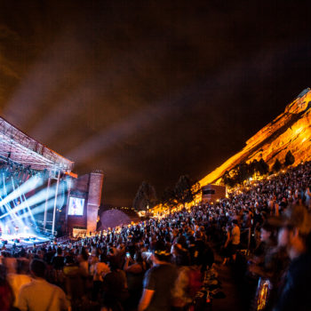 Photos: Yonder Mountain String Band, The Infamous Stringdusters, Earls of Leicester, and Horseshoes & Hand Grenades - Aug 04, 2018 - Red Rocks Amphitheatre - Morrison, CO