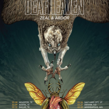 Baroness, Deafheaven Announce Spring 2019 Co-Headlining Tour - March 27th in Denver
