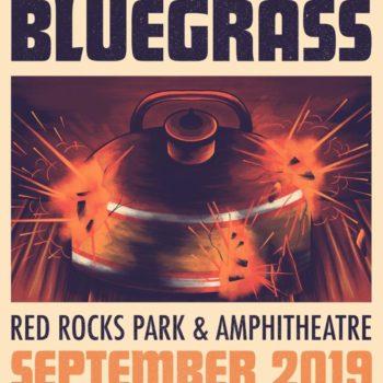 Greensky Bluegrass Announce 2019 Red Rocks Amphitheatre Dates