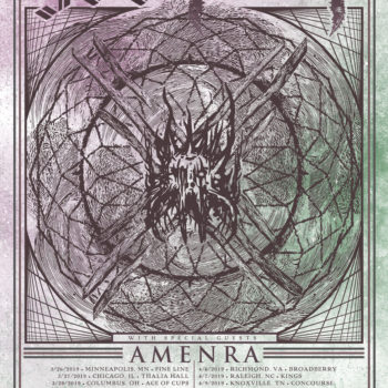 YOB Announce Spring 2019 Tour - Appearing at Denver's Marquis Theatre April 16