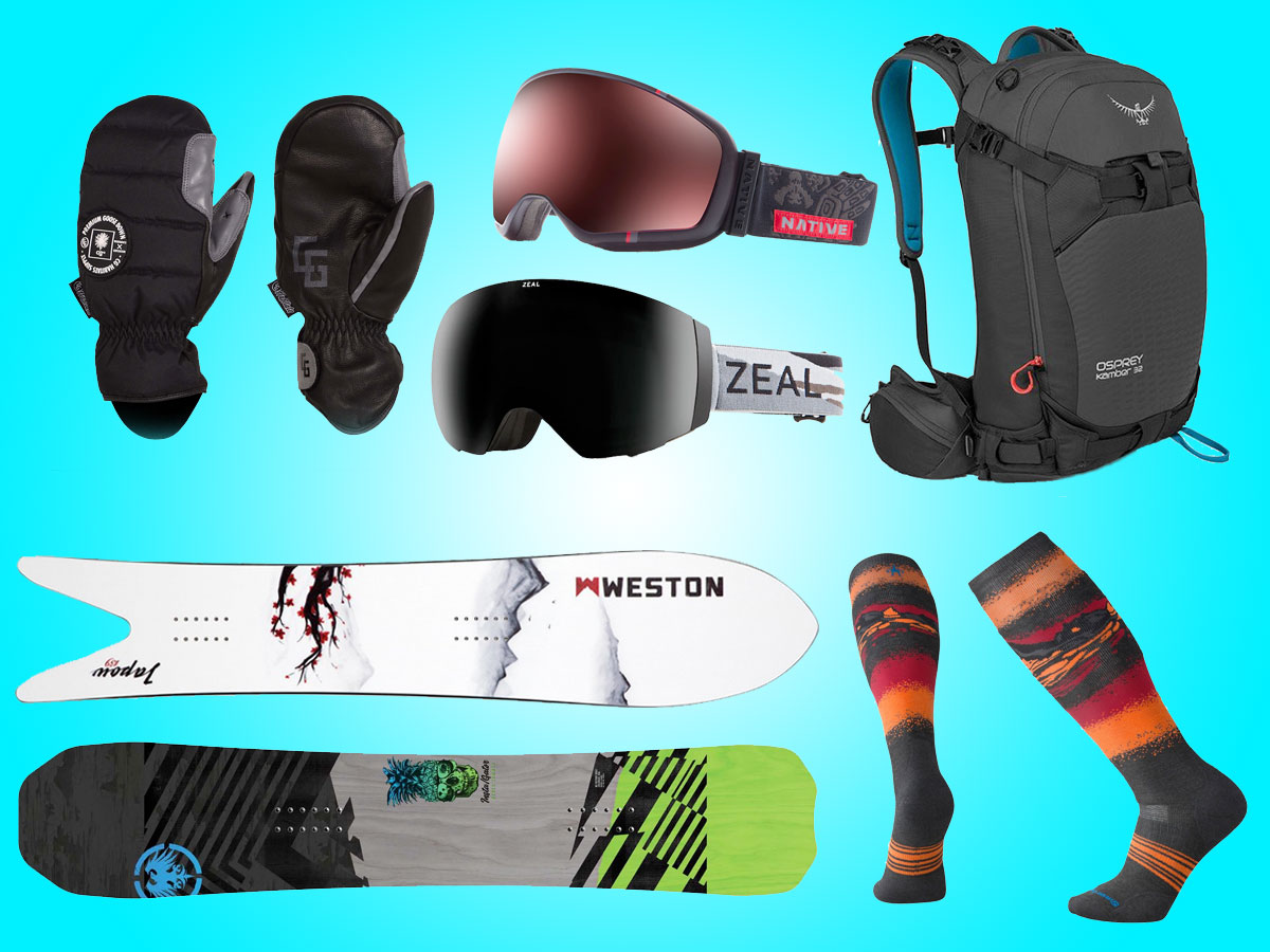 My Favorite Colorado-Based Snowboard Gear of 2018-2019 - The Coloradist
